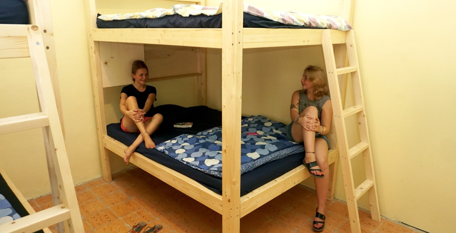 "4 Persons Dorms ""Colombia"""